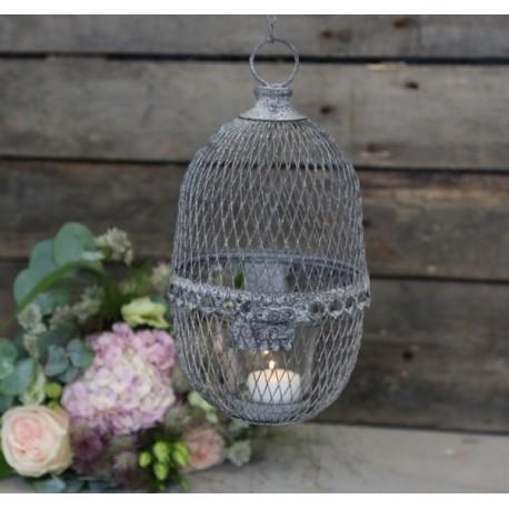 Lampion Wiszący Chic Antique