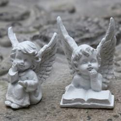Aniołki z Brokatem Chic Antique 2szt.