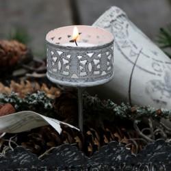 Świecznik Na Patyku Chic Antique
