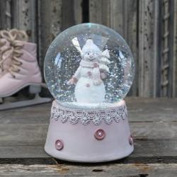 Kula Śnieżna Chic Antique