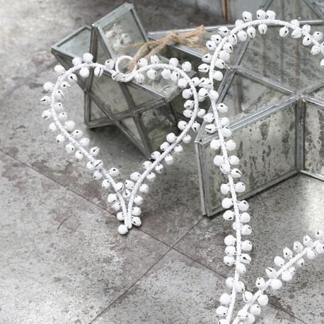 Serce z Dzwoneczkami Chic Antique B