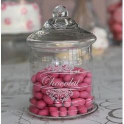 Szklany Pojemnik Chocolat