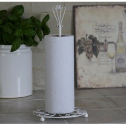 Kitchen roll holder fil de fer