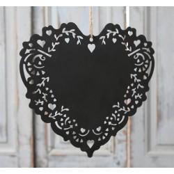 Tabliczka Do Pisania Kredą Serce