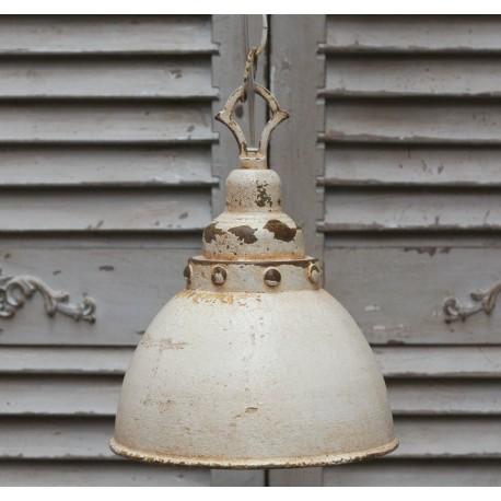 Lampa Metalowa Factory Kremowa 2