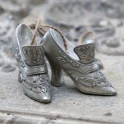 Zawieszki Świąteczne Chic Antique Buty 1