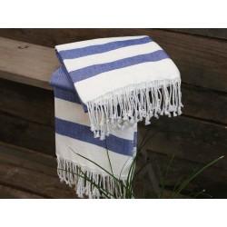 Ręcznik Kąpielowy Chic Antique Niebieski