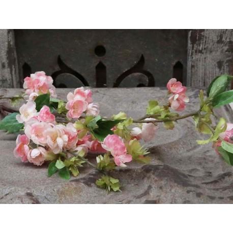 Sztuczne Kwiaty Jabłoń Chic Antique Różowe