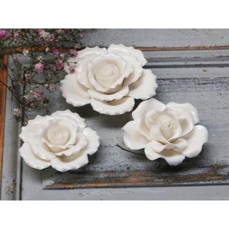 Róże Porcelanowe Chic Antique 3szt.
