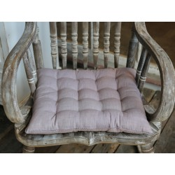 Poduszka Na Krzesło Chic Antique z Koronką 2
