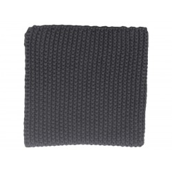 Kitchen cloth pearlknit coal