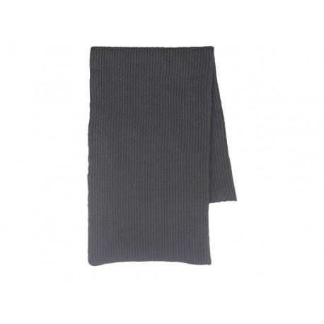 Towel pearlknit coal