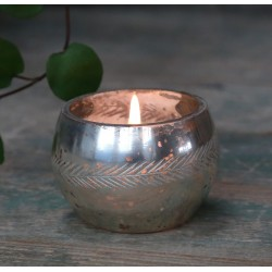 Srebrny Świecznik Na Tealight A