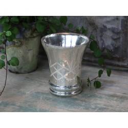 Srebrny Świecznik Na Tealight D
