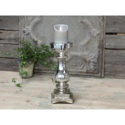 Srebrny Świecznik Chic Antique A