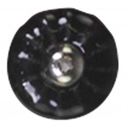 Knob flower black