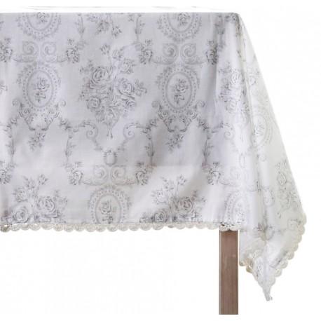 Bawełniany Obrus Chic Antique z Wzorem