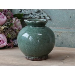 Wazon Zielony Chic Antique Green
