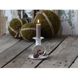 Świecznik Chic Antique z Tacką