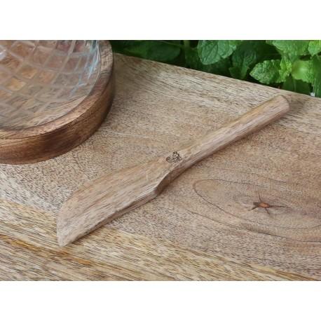 Nóż Do Masła z Drewna Mango