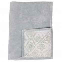 French velvet blanket w. printing