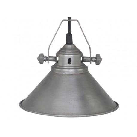 Lampa Industrialna Factory Srebrna