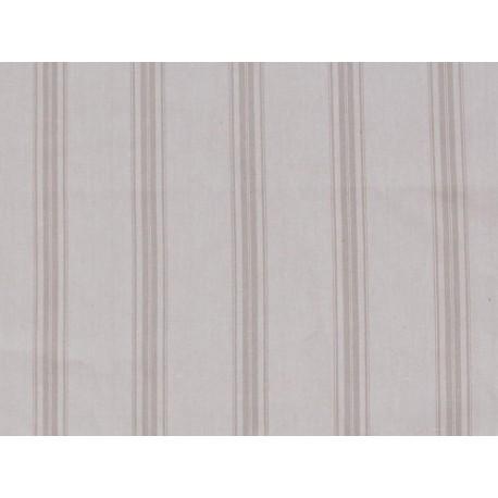 Oilcloth olmer stripes sand W150 cm
