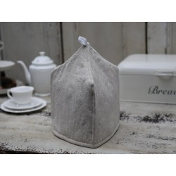 Tea cosy embroidery anglaise