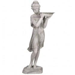 Figura Ozdobna Chic Antique z Misą