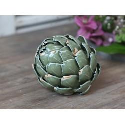 Karczoch Ozdobny Chic Antique Ceramiczny