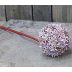 Kwiaty Sztuczne Czosnek Jasny