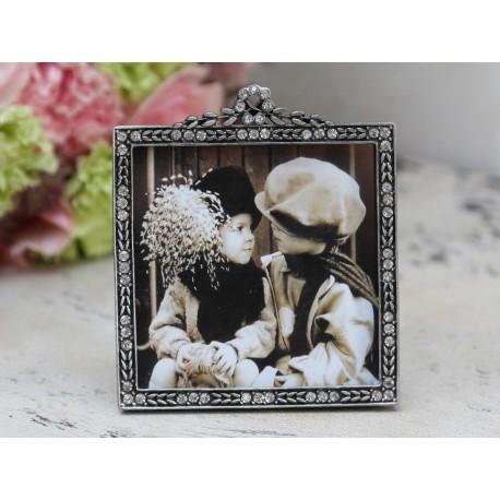 Ramka Chic Antique z Kryształkami 2