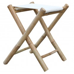 Stołek Bambusowy Lyon