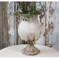 Puchar Na Kwiaty Chic Antique Metalowy B