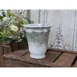 Old french clay Pot (S19)