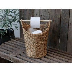 Basket (S19) w. toilet holder
