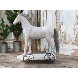 Koń Na Kółkach Vintage