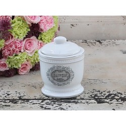 Pojemnik Ceramiczny Chic Antique Savon