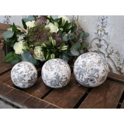 Melun Ball w. french pattern