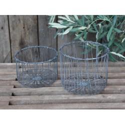 Baskets set of 2