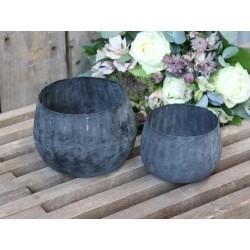 Flowerpot set of 2