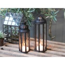 Lantern pillar