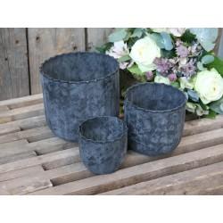 Flowerpot set of 3