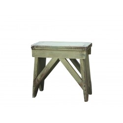 Old french stool