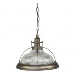 Lampa Insutrialna Szklana Factory