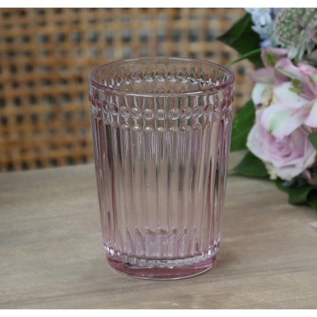 Mug w.pearl edge rose