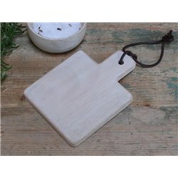 Laon Snack Board mini light mango wood