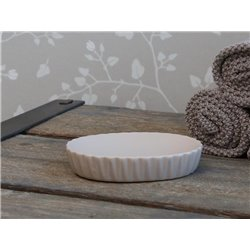 Soap dish diamand