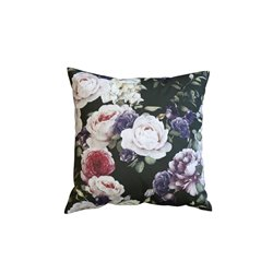 Moulin Cushion w. flowers