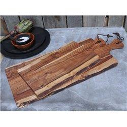 Laon Tapas board acacia wood